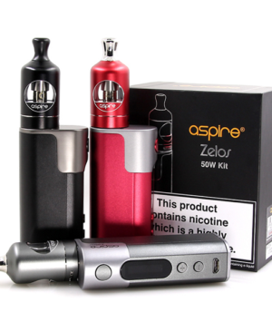 Buy Aspire Zelos 50W Vape Kit with Nautilus in India