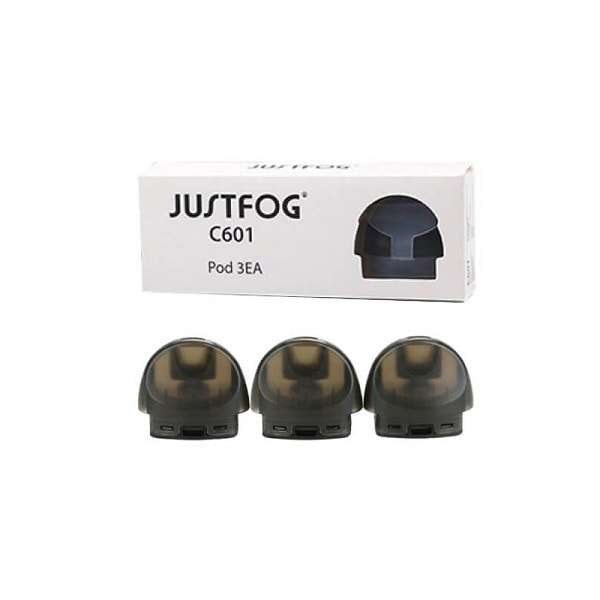 cartouches-podmod-c601-justfog-pack-x3