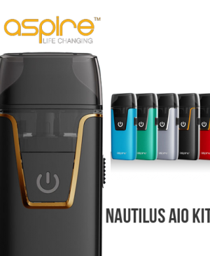 Vape Aspire Nautilus AIO Starter Kit 1000mAh Online in India