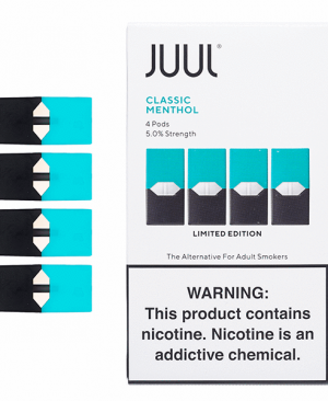 Buy JUUL PODS Classic Menthol Vape Coil in India