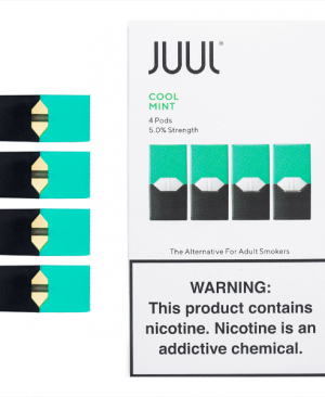 Vape Coil JUUL PODS Mint (Pack of 4) Online in India