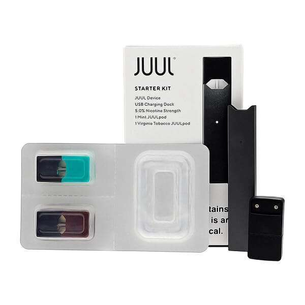 Juul Starter Kit With 2 Pods New Pack Vapemantra Most
