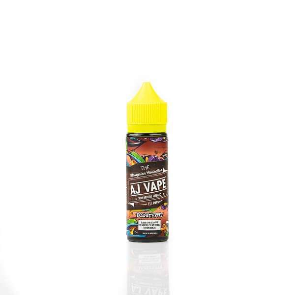 AJ VAPE DOUBLE APPLE