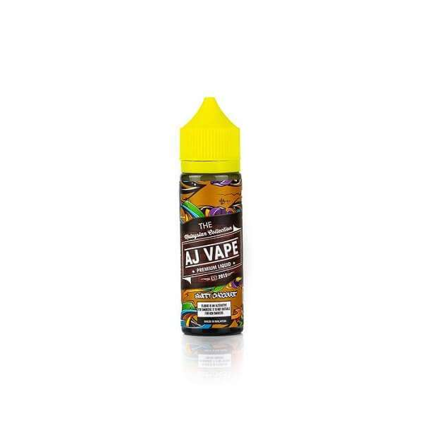 AJ VAPE SWEET CHOCOLATE