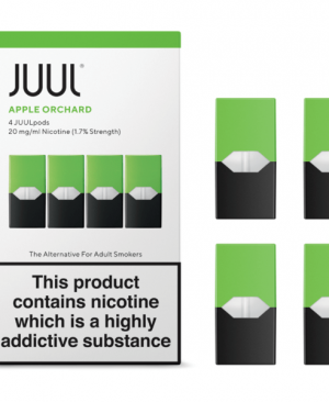 JUUL PODS -1 7% MANGO NECTAR - VapeMantra -Most Trusted Vape Shop In
