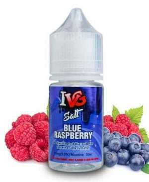 Shop Blue Raspberry By IVG Salts Vape Juice Online in India