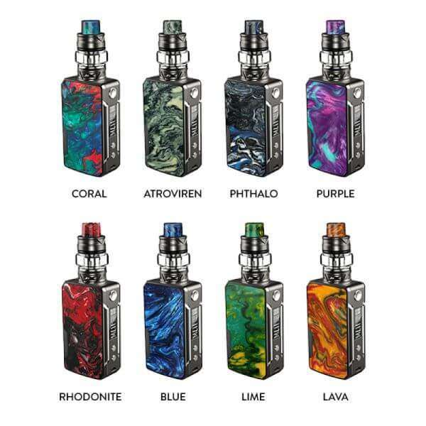 Buy Voopoo Drag 2 Mini Vape Starter Kit Online in India